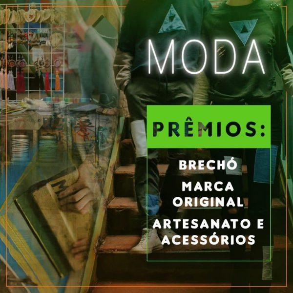 Em Moda, foram 9 indicações (Arte: Bruna Nakandakare/Jornal Dois)